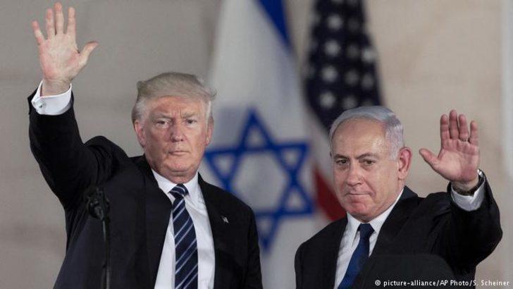 Trump ile Netanyahu Golan Tepeleri için bir araya geliyor