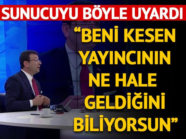 Ekrem İmamoğlu'ndan Turgay Güler'e gönderme