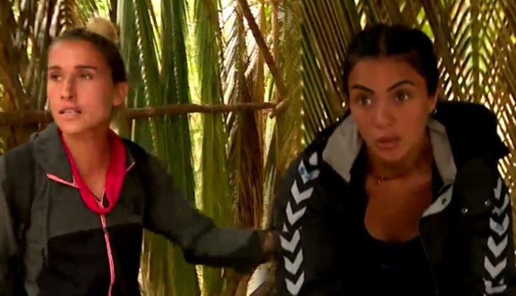 Survivor'da Seda ve Sabriye kavgası çıktı!
