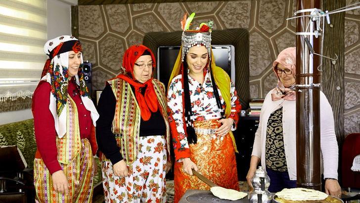 Zuhal Topal'la Sofrada çekimleri Gaziantep'te devam ediyor!