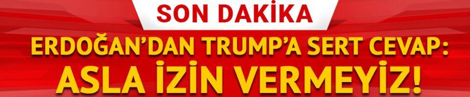 Cumhurbaşkanı Erdoğan'dan Golan Tepeleri açıklaması