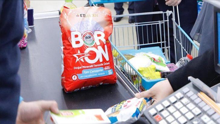 Yerli temizlik ürünü BORON'da çeşitlilik arttı