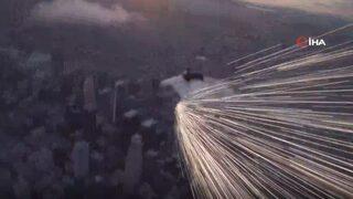 Los Angeles'ta nefes kesen atlayış