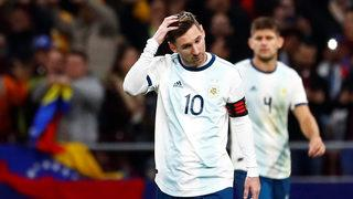 Messi'ye dönüş yaramadı! Ağır darbe