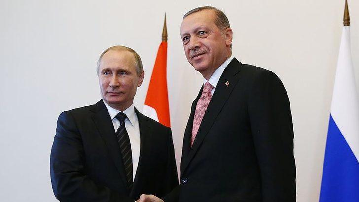 Cumhurbaşkanı Erdoğan-Putin arasında kritik Azerbaycan-Ermenistan görüşmesi