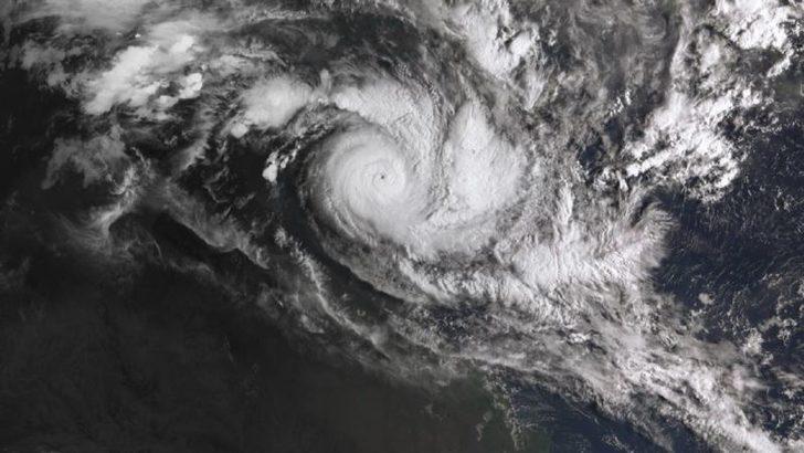 Trevor Kasırgası Avustralya'yı Vuruyor