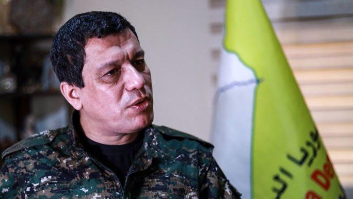 SDG: 'IŞİD Halifeliği Tamamen Yıkıldı'