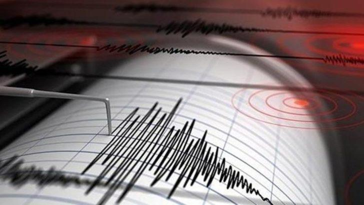 Elazığ Sivrice'de deprem! (Kandilli son depremler)