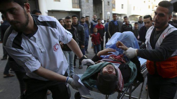 İsrail Filistin Gerginliği Artıyor Netanyahu Amerika Gezisini Yarıda Kesiyor