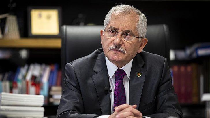 YSK Başkanı Güven'den İstanbul seçimlerine ilişkin açıklama