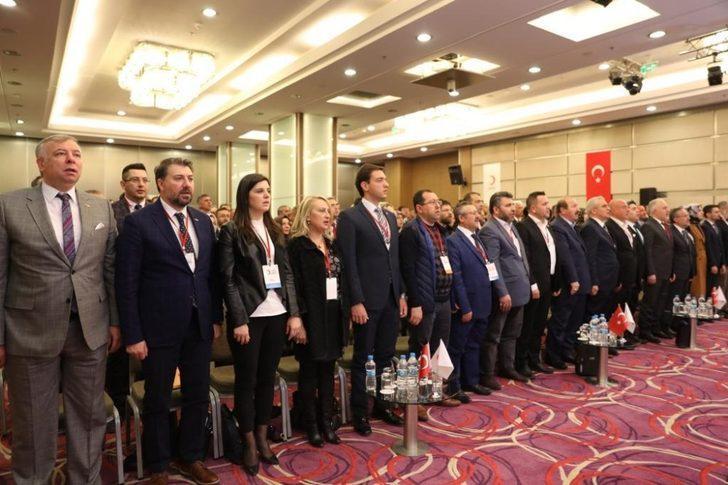 Kızılay'ın geleceği Ankara'da görüşüldü