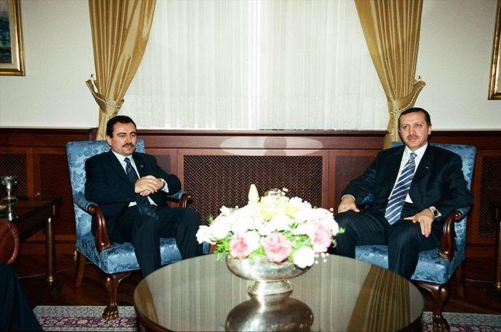 Cumhurbaşkanlığı İletişim Başkanı Altun'dan Muhsin Yazıcıoğlu mesajı