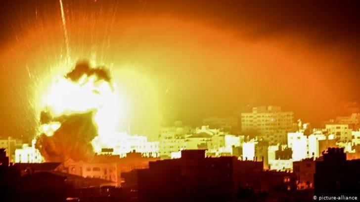Hamas: Gazze'de şiddet sonrası ateşkes sağlandı