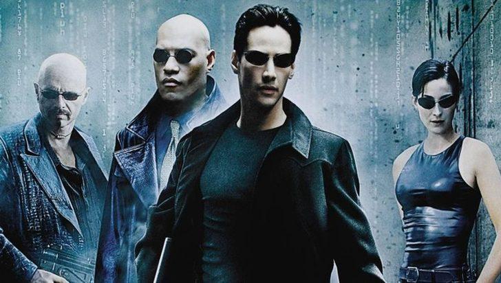 Matrix oyuncularını bir de şimdi görün!