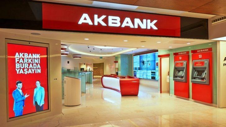 Akbank konut kredisi faizini yüzde 1,17'ye düşürdü