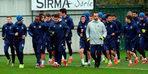 Fenerbahçeli futbolcular göz doldurdu