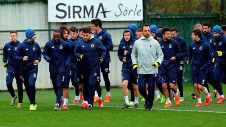 Fenerbahçeli futbolcular gösterdikleri performans ile göz doldurdu