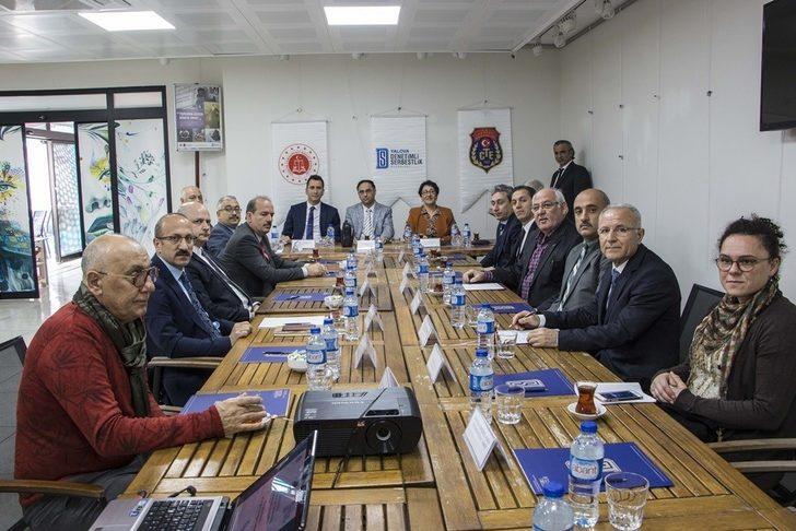 Koruma Kurulu toplantısı Yalova Belediyesi ev sahipliğine gerçekleştirildi