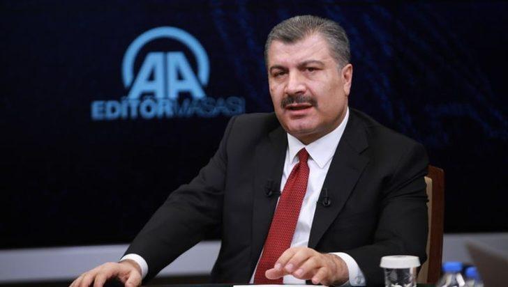 Sağlık Bakanı Koca'dan Deniz Baykal açıklaması