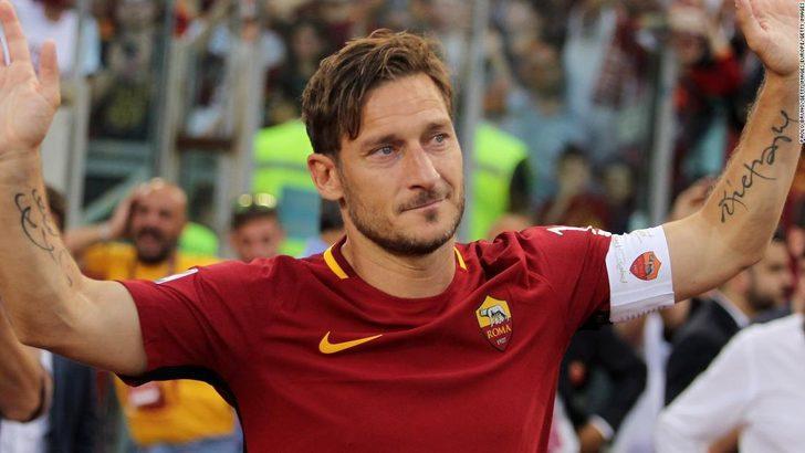 Totti'den flaş itiraf: Kedi yüzünden evliliğim bitiyordu!