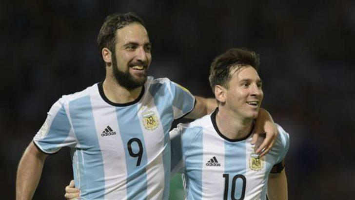 Gonzalo Higuain, milli takımı bıraktığını açıkladı