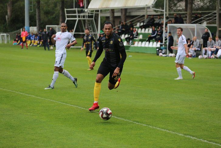 Evkur Yeni Malatyaspor 1 - 1 İBV