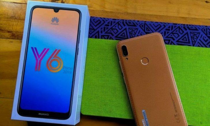 Huawei Y6 Prime 2019 ile ilgili teknik detaylar geldi