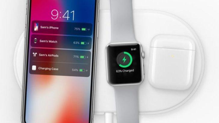 Apple, kablosuz şarj sistemi AirPower'ı iptal etti