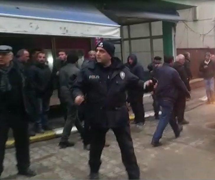 Trabzon'da seçim kavgası! Muhtara ateş açtı