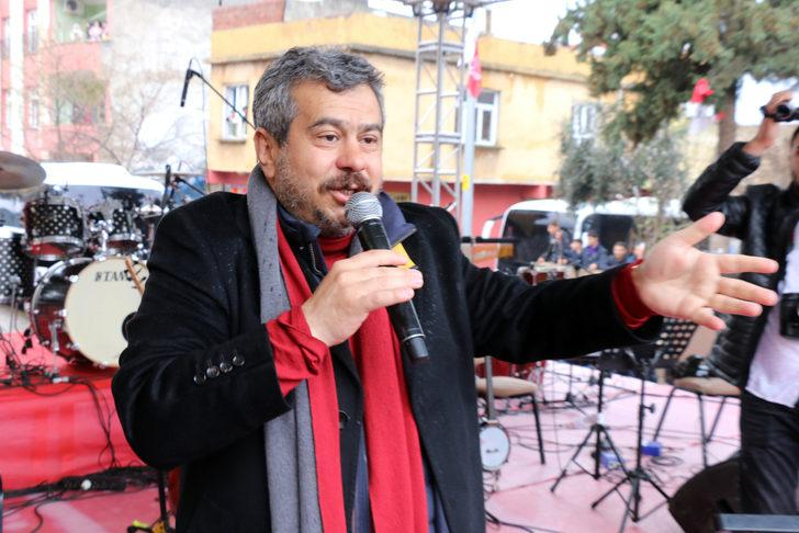 Siverek'te CHP'li başkan adayına ikinci defa gözaltı