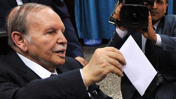 Buteflika, 28 Nisan'dan önce istifa edecek