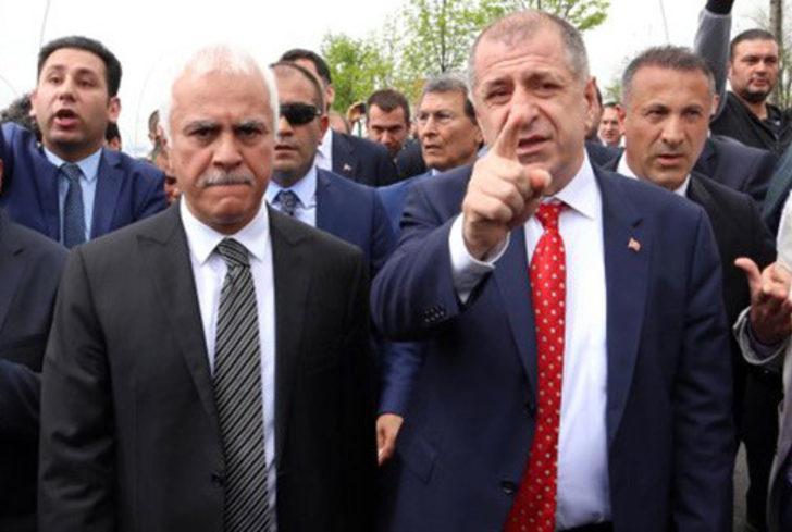 İYİ Partili Ümit Özdağ görevinden istifa etti! - Haberler