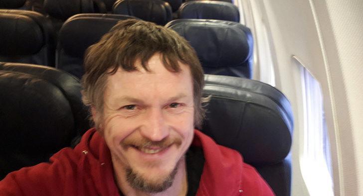 Dünyanın en şanslı yolcusu: 188 kişilik uçakta tek başına