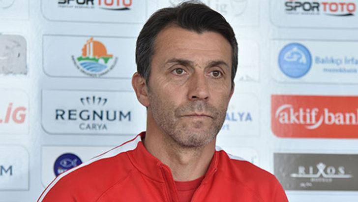 Bülent Korkmaz: Trabzonspor'a karşı iyi bir sonuç alacağımızı düşünüyorum