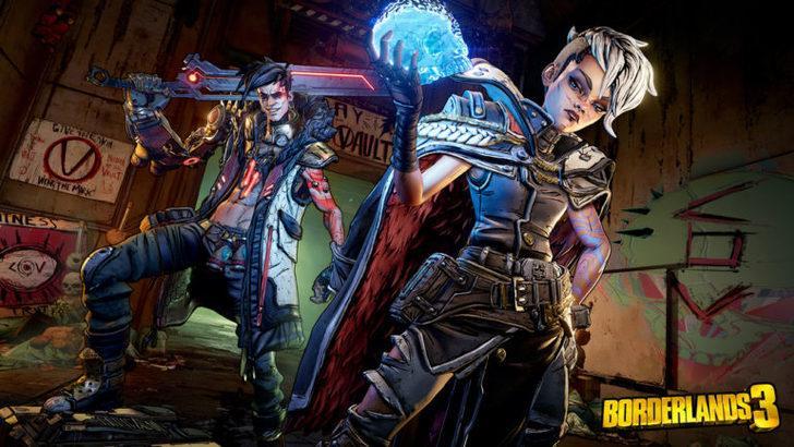 Borderlands 3, altın vuruşu yaptı