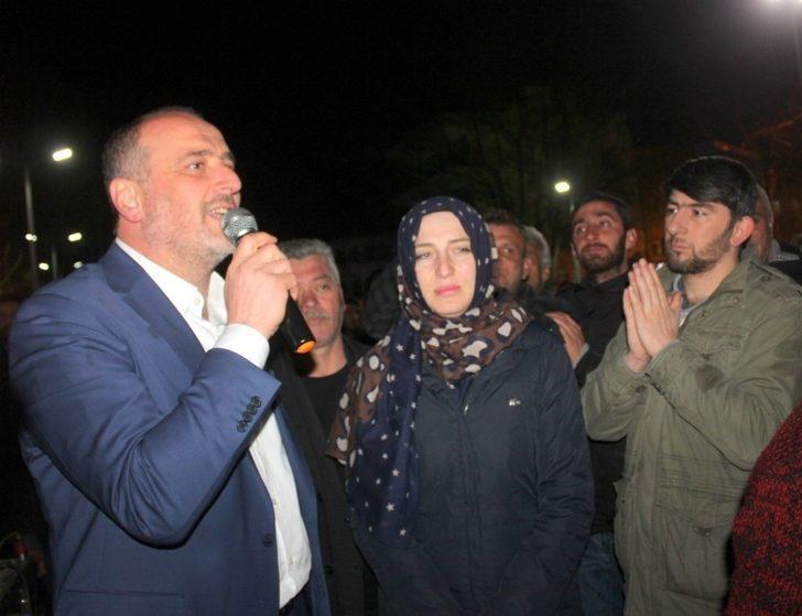 Çınarcık'ta seçimi 16 oyla AK Parti kazandı