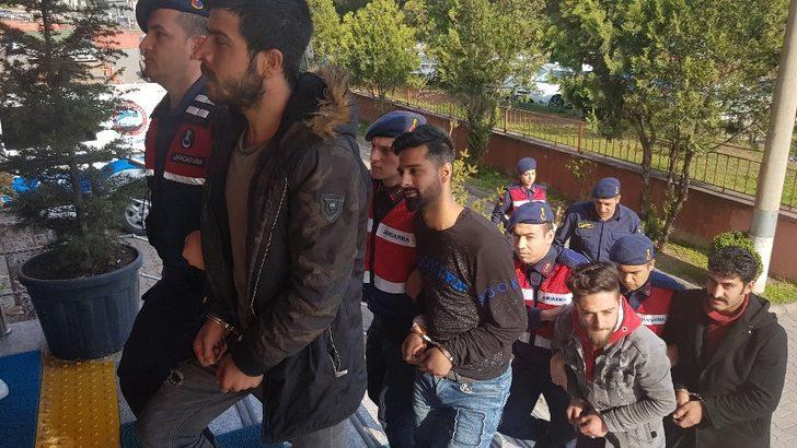Muhtarlık kavgasına karışan 16 kişi adliyeye sevk edildi