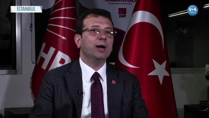 İmamoğlu: 'Sayısal Birebir Hakkımızı Savunacak Pozisyondayız'