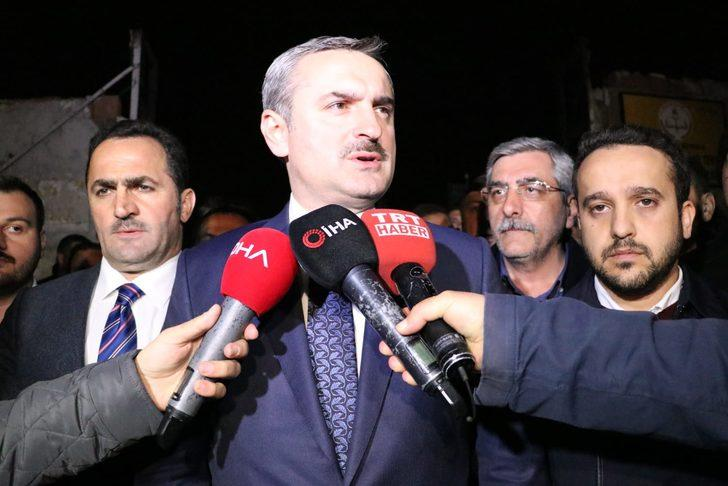 AK Parti İl Başkanı Şenocak: Oylar şeffaf bir şekilde sayılıyor