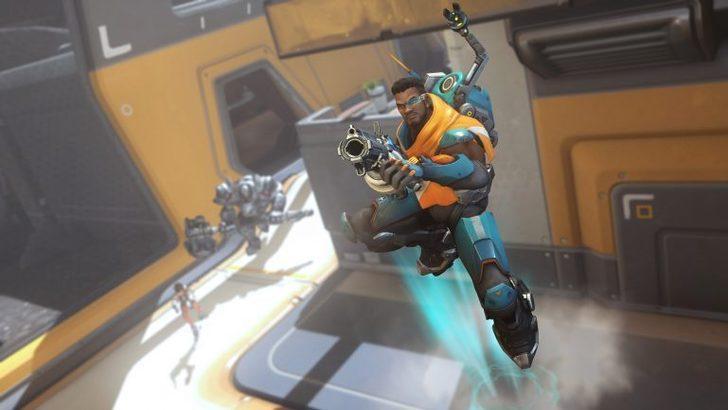 Yeni Overwatch kahramanı Baptiste, artık rekabetçi modda oynanabilecek