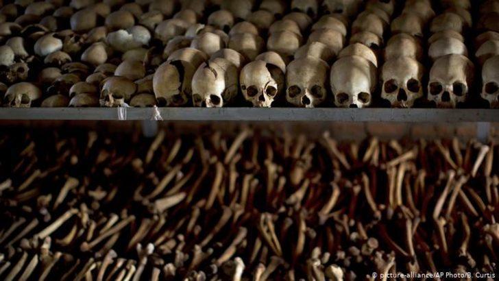 Ruanda'da katliamın 25'inci yılı anılıyor
