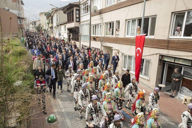 Bursa'da fetih coşkusu