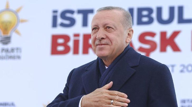 Cumhurbaşkanı Erdoğan'dan kritik ziyaret