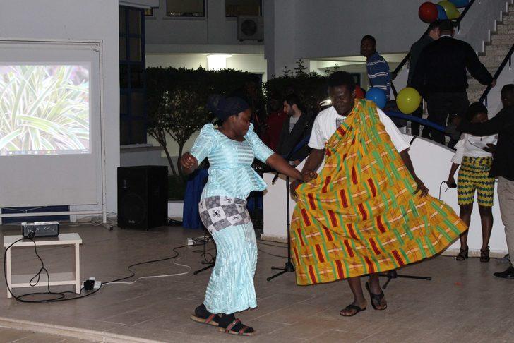 LAÜ'de 'Gana Bağımsızlık Günü' kutlandı