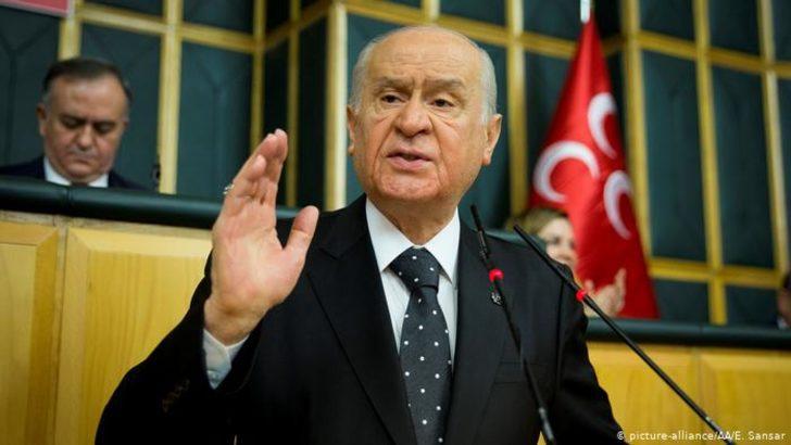 """Bahçeli'den İmamoğlu'na """"gizli gündem"""" suçlaması"""