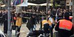 Bağdat Caddesi'nde vurulan şahsın cesedi kaldırıldı