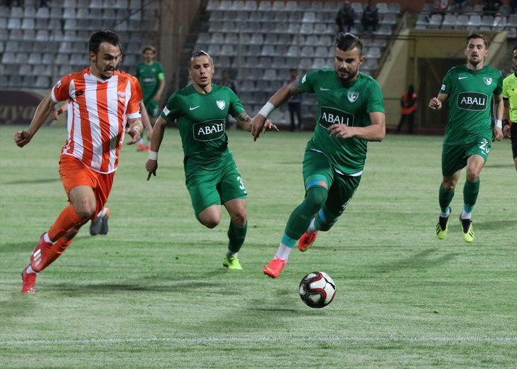 Adanaspor 3 - 4 Denizlispor (Spor Toto 1. Lig)