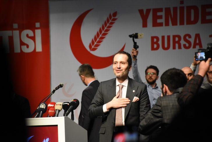 Fatih Erbakan: Milletimizin derdine derman olmak için geliyoruz