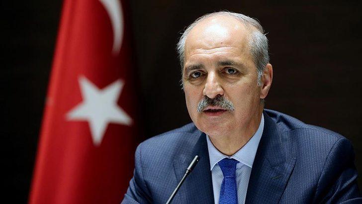 AK Partili Kurtulmuş'tan İstanbul Sözleşmesi çıkışı