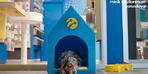 Turkcell'in 1400 mağazası minik dostlara kapılarını açıyor